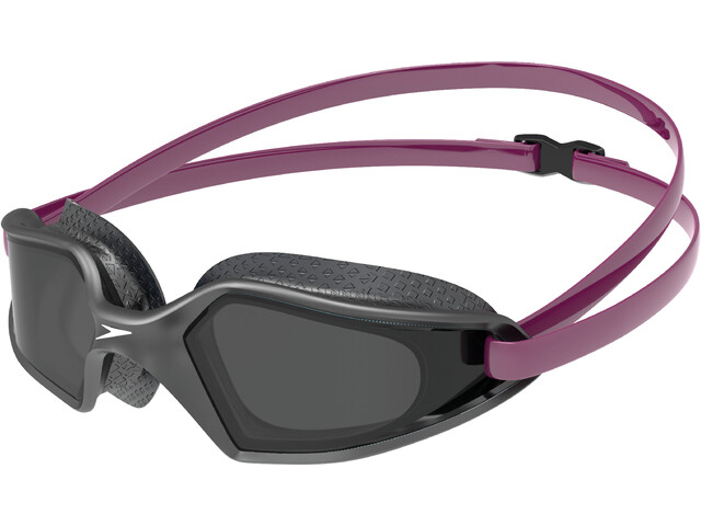 speedo Hydropulse Masque, deep plum/navy/smoke